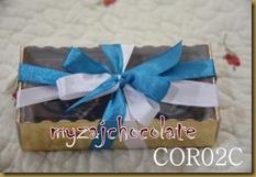 Coklat dan hiasan 9.4.2011 025