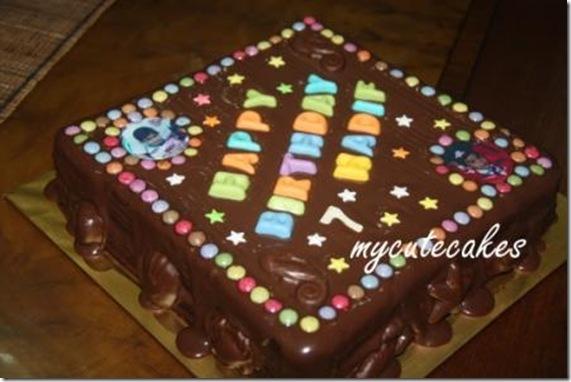 Kek Birthday Hadif 2011 004