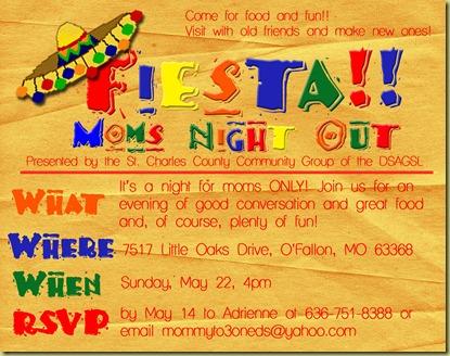 fiesta invite