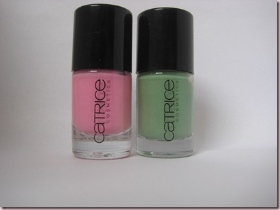 nail art - sweets minty and sugar 094
