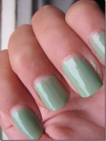 nail art - sweets minty and sugar 100