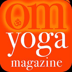 Cover art OM Yoga & Lifestyle Magazine