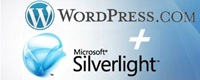 WordPressSilverlight