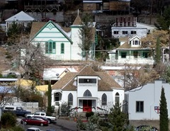 Bisbee churches