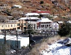 Bisbee snow