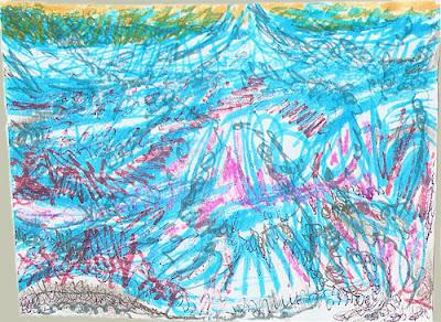 ralf kwaaknijd, semiabstract dunescape ii, 2009