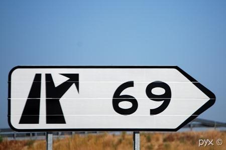 Km 69