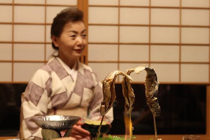 Shioyaki amago