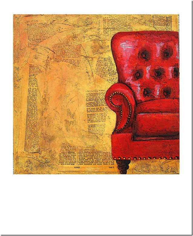 red-chair-print