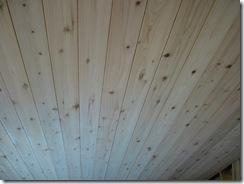 土壁の家 杉板