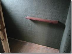 土壁の家 トイレ