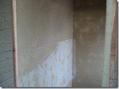 土壁の家 洗面所