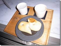 自然素材の家 カレーパン