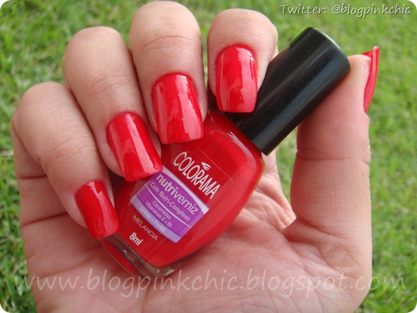 esmalte_melancia_colorama_blog_pink_chic