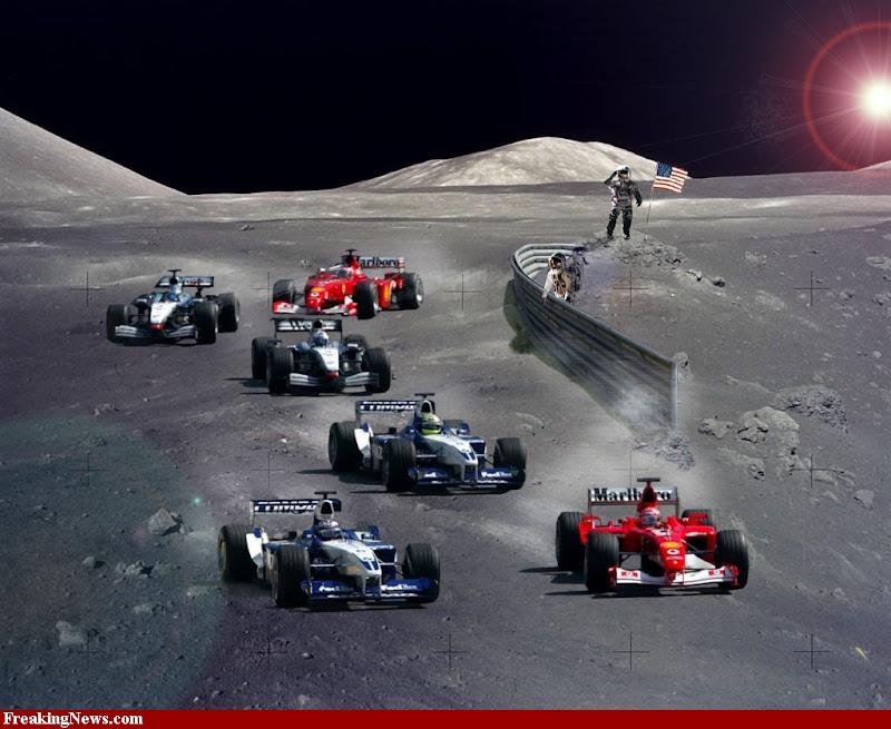 Формула-1 в космосе