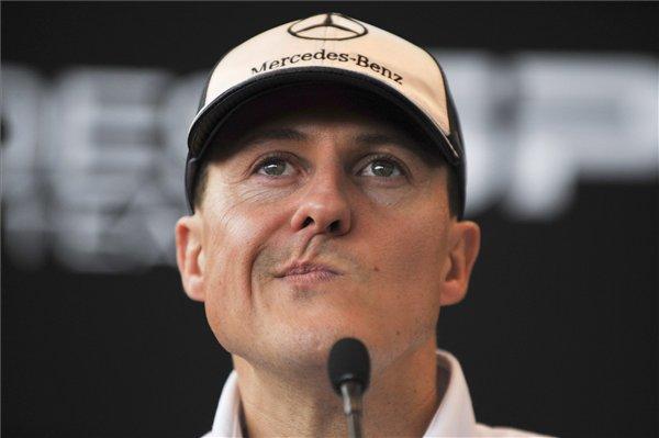 Михаэль Шумахер Mersedes GP