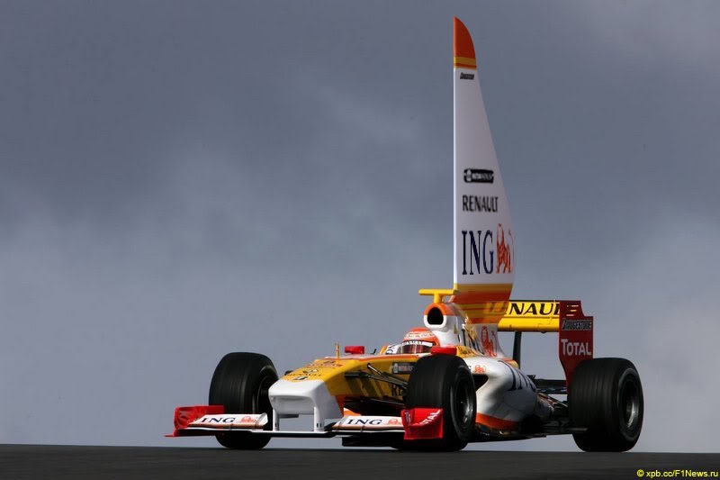Renault парус