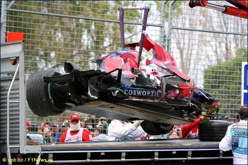 Toro Rosso Cosworth