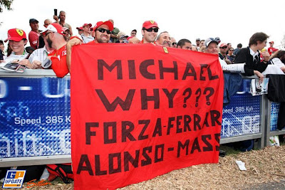 michael why forza-ferrari alonso-massa