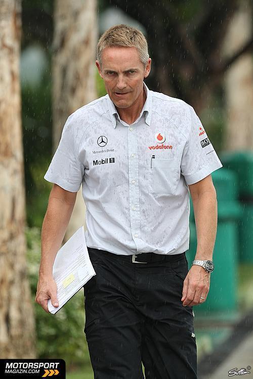 Мартин Уитмарш на Гран-при Малайзии
