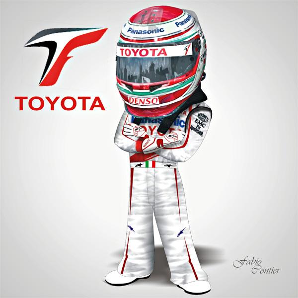 fsone 2008 Ярно Трулли Toyota