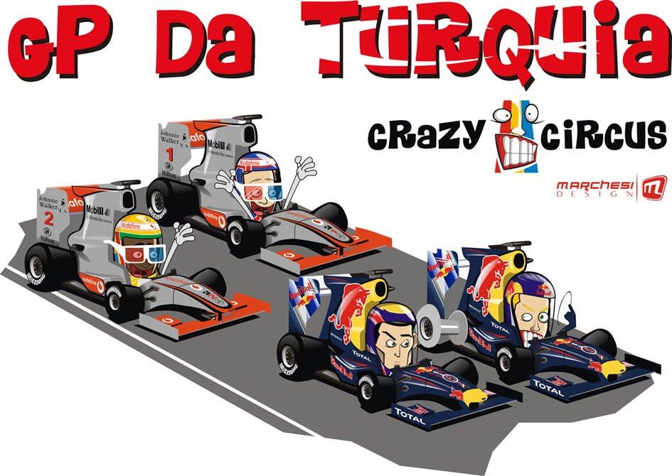Red Bull McLaren Марк Уэббер Себастьян Феттель Льюис Хэмилтон Дженсон Баттон