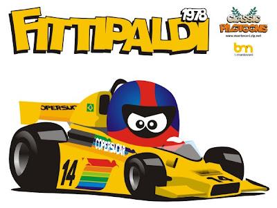 Эмерсон Фиттипальди - Fittipaldi
