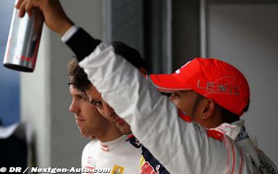 Марк Уэббер - поул на Гран-при Испании 2010