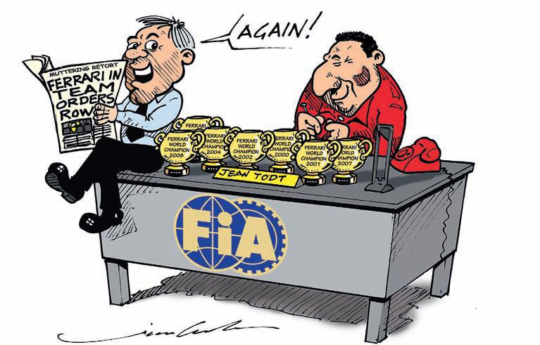 Жан Тодт и Чарли Уайтинг комикс Jim Bamber