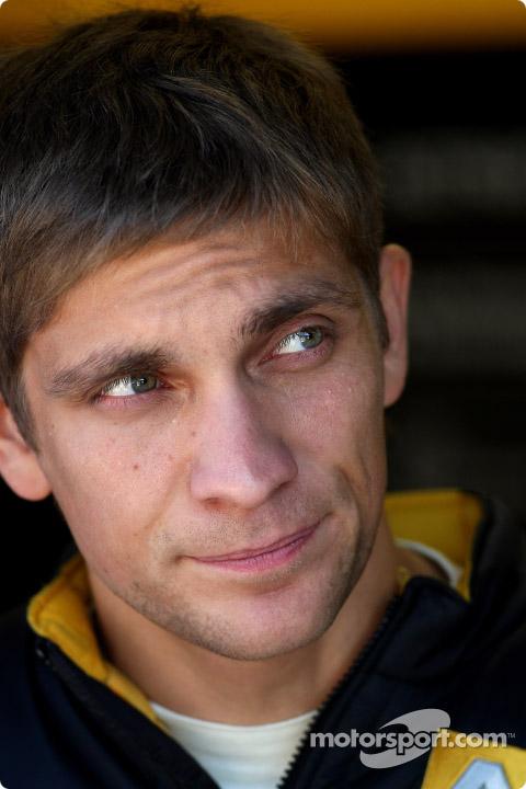 Виталий Петров на Гран-при Италии 2010
