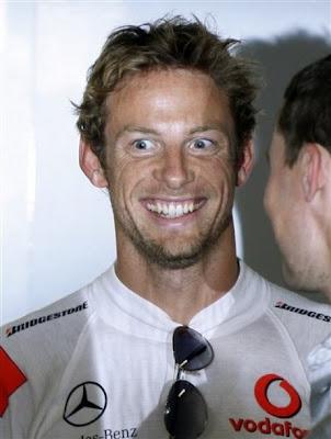 Дженсон Баттон на Гран-при Италии 2010