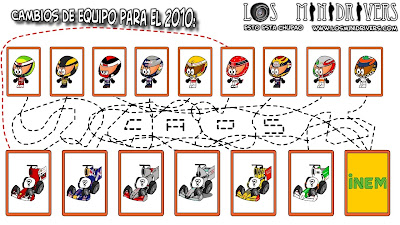 Хаос переходов 2010 Los MiniDrivers