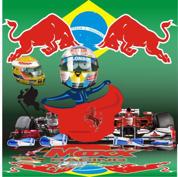 Maxx Racing перед Гран-при Бразилии 2010