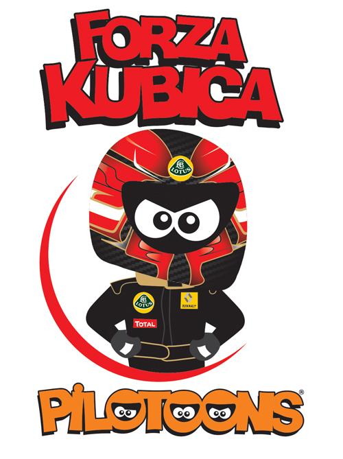 Forza Kubica pilotoons