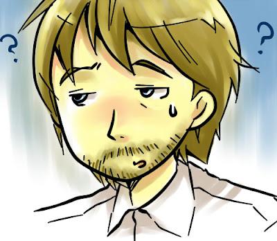 анимешный Ник Хайдфельд от Uli Matos