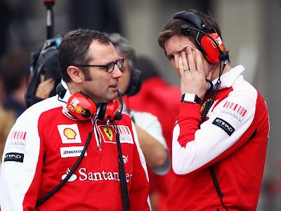 Стефано Доменикали и Роб Смедли на Гран-при Канады 2010