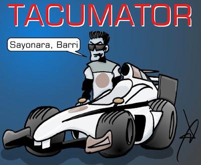 Tacumator Sayonara Barri Такума Сато BAR комикс