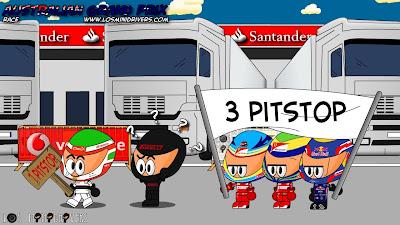 Серхио Перес наиболее экономно расходовал резину Pirelli в отличии Фернандо Алонсо Фелипе Массы и Марка Уэббера на Гран-при Австралии 2011 Los MiniDrivers