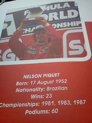 Алана Проста перепутали вместе с Нельсоном Пике на Гран-при Австралии 2011