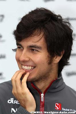 Серхио Перес на Гран-при Турции 2011