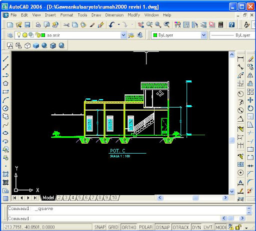 Merubah Background Tampilan AutocaD Jadi Putih