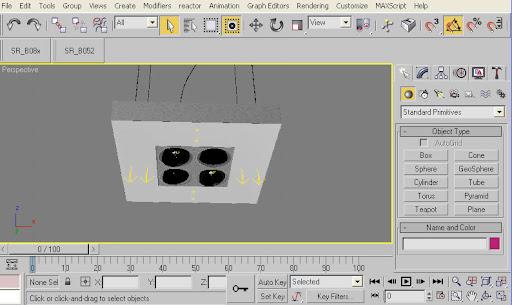 Download Gratis 3D Model Pendant DELTA Light