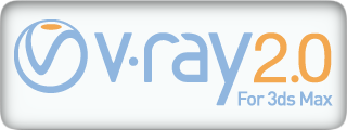 V-Ray 2.0 for 3ds Max Now Available