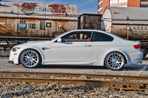 Few pics of the E92 - BMW M3