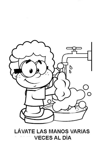 h1n1 flu coloring pages - photo #4