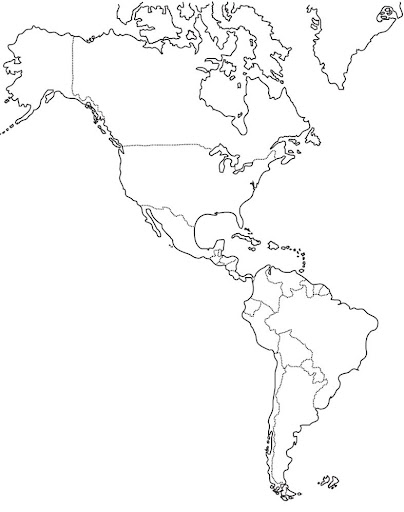 Mapa politico del ecuador colouring pages page 2