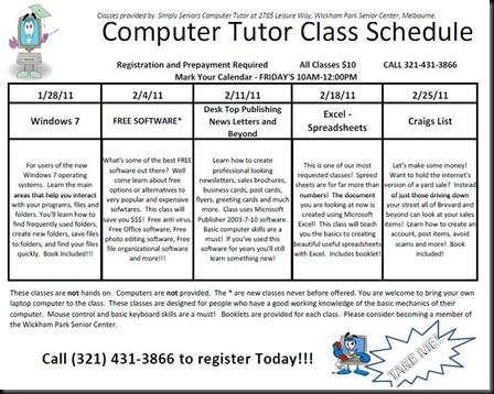 wpsc feb 2011 classes photo