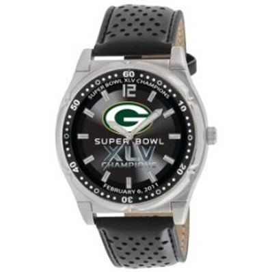 Green Bay Packers Super Bowl XLV Champion Wrist Watch This is a high quality