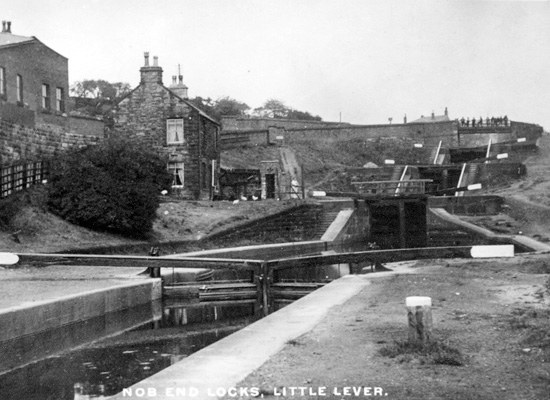 Machnester Bolton & Bury Canal