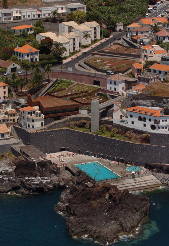 The Natural Pools of Salinas, Câmara de Lobos, Madeira